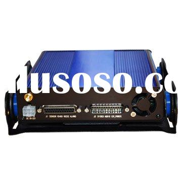 4 Channel mobile DVR for bus with GPS and GPRS Function