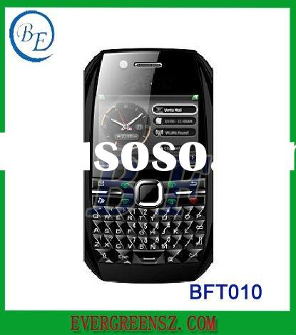 4 SIM cards and 4 standby GSM+TV function mobile phone with JAVA application program
