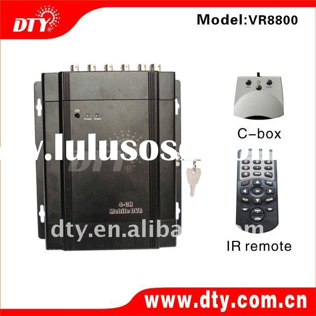 4 channel 1TB HDD CCTV DVR recorder for bus/truck/vehicle, etc.
