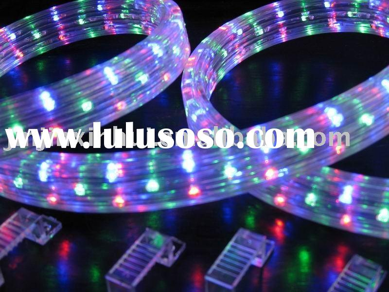 4 wire led rope light(CE&ROHS)