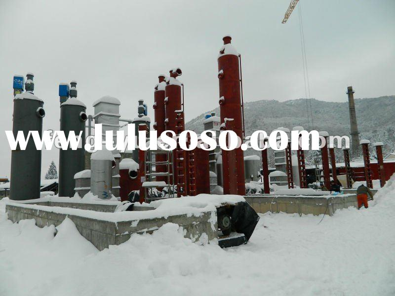 5MW Wood Chip Gasification Power Generation Plant