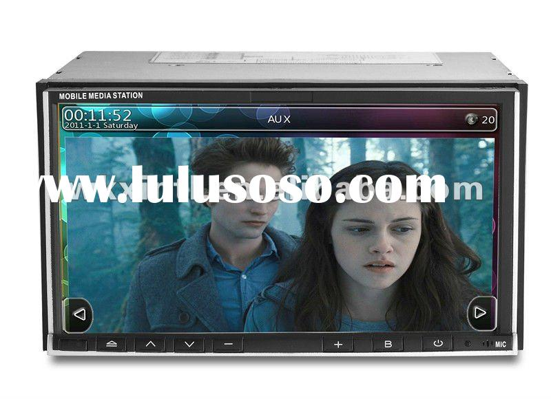 6.95 inch Car DVD and PC Player
