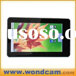 """7""""Android 2.1 Touch pad+Notebook+Tablet PC+Google Android Netbook+touchpad+camera+wifi+support"""
