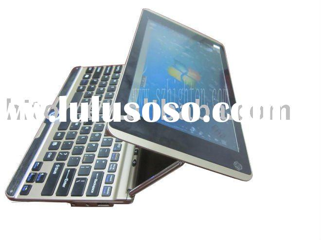 "8.9"" 8.9 inch Tablet Laptop with intel N450 and Windows 7"