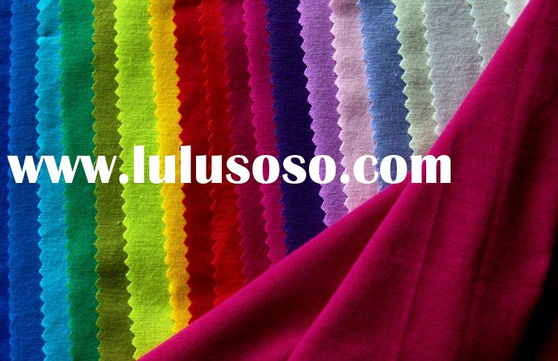 95% 5%spandex cotton knitted fabric