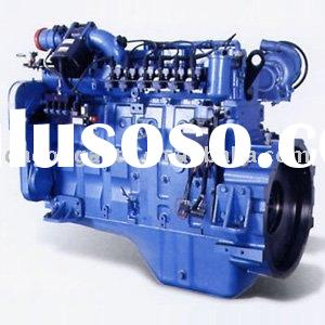 9L Natural Gas Engine [ CNG Engine ]