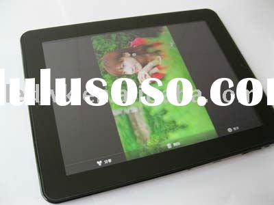 9.7inch umpc epc mini book notebook tablet pc laptop built in 3G with multi touch