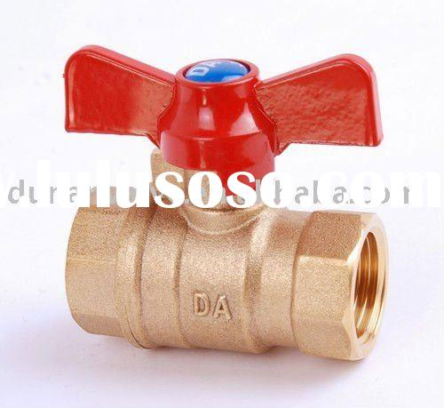 AGA approved brass ball valves/Brass Gas Ball Valve