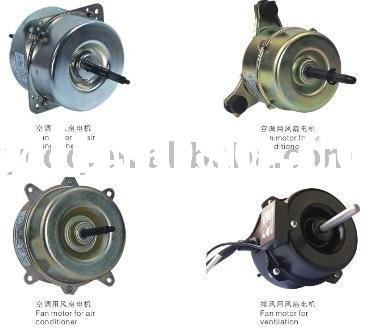Air conditioner electric fan motor for sale price china for Air conditioner motor price