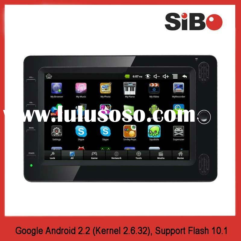 Android Tablet PC With RS232/RS485 For Industrial Automation Control System