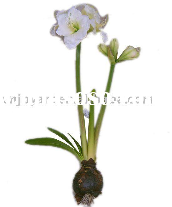 Artificial Amaryllis Flower Plant