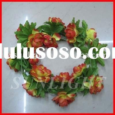 Artificial flower,wedding flower wreaths,wedding gift of flower head