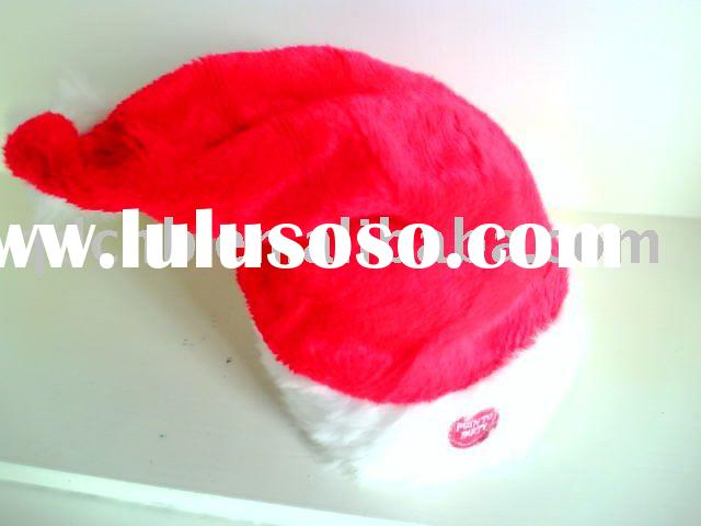 Battery Operated Dancing Christmas Hat Moving And Singing B/O Christmas Hat