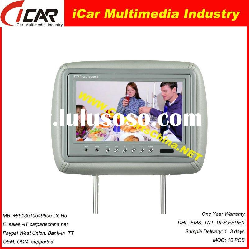"""Best Quality 9"""" Car Media Player LCD Monitor 2019"""