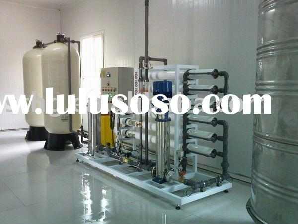 Bottled Water Treatment Plant/Water Purification System/Reverse Osmosis Water Filter