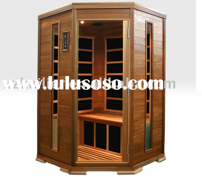 CE&RoHS Approved Best Selling Infrared Sauna Room