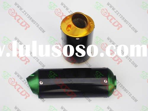 CNC end exhaust muffler pit 32mm pipe pit/dirt bike parts