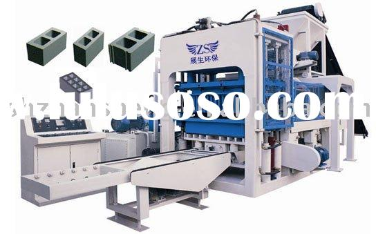 Cement Block/Brick/Paver Making Machine