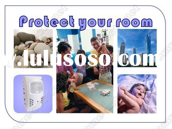 Cheap home surveillance alarm system, home security camera,digital video recorder,pir dvr motion det