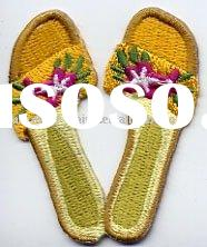 Clothing accessories - embroidery fashion shoes