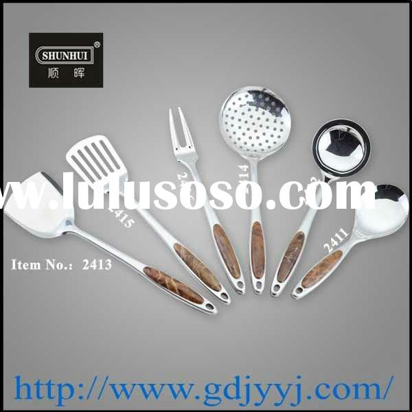 Common Household Stainless Steel Cooking Tool/Cookware Set/Cooking Utensil