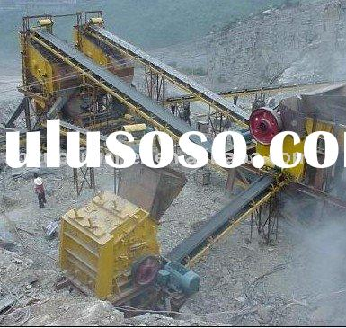Complete Stone Crusher Plant