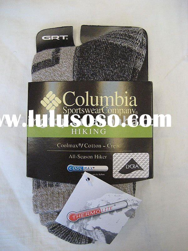 Coolmax and Smart Wool Cycling Socks