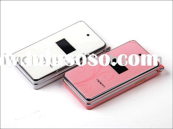 """Cppc 606 Flip 2.4"""" Dual card dual standby dual camera Java video chat Bluetooth Mobile Phone"""