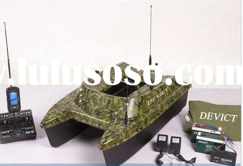 DEVC-308 Remote Controlled Bait Boat[Camouflage]