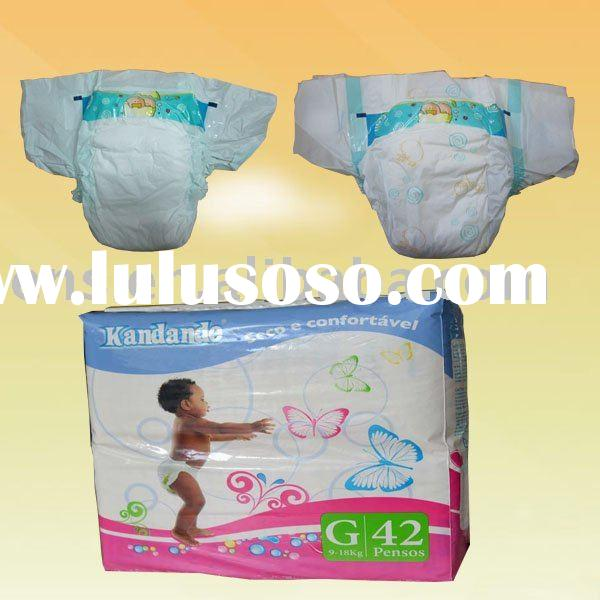 Diapers disposable baby diaper(Free samples available )