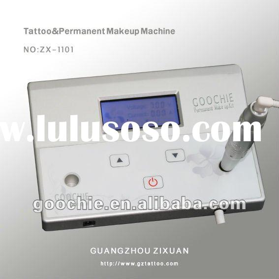 Digital permanent makeup machine