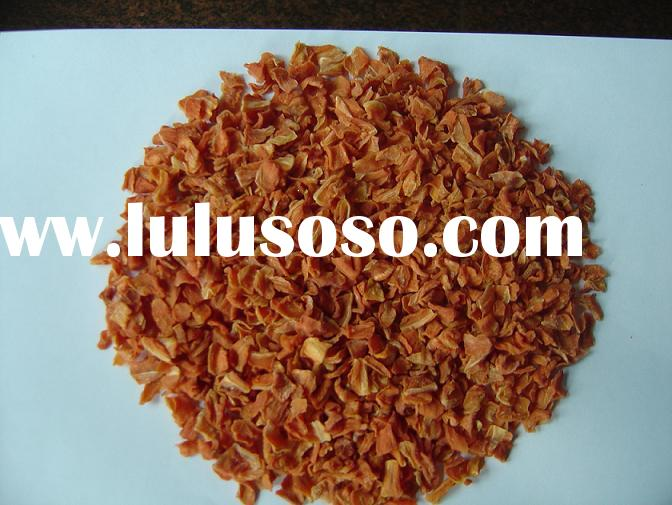 Dried vegetable,carrot flakes