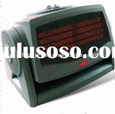 Electric PTC fan heater