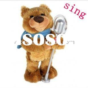Electronic Plush Toy Animal Teddy Bear ( Sing and Dance )