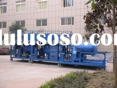 Engine Oil recycling line,motor oil recycle,auto car oil purifying machine