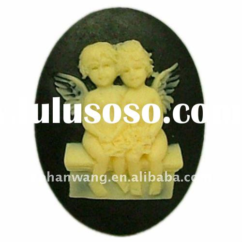 F0006 silicone polymer clay molds concrete molds