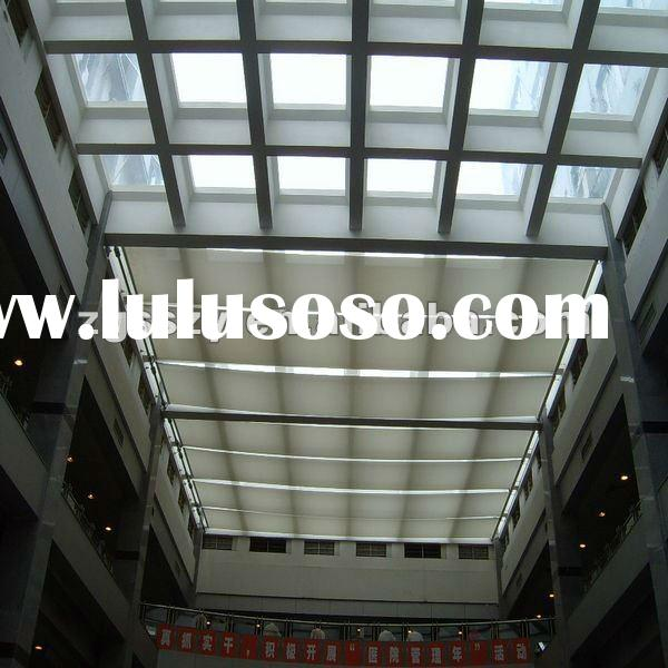 FTS Electric Scroll Roof Rolling Blinds/Curtain