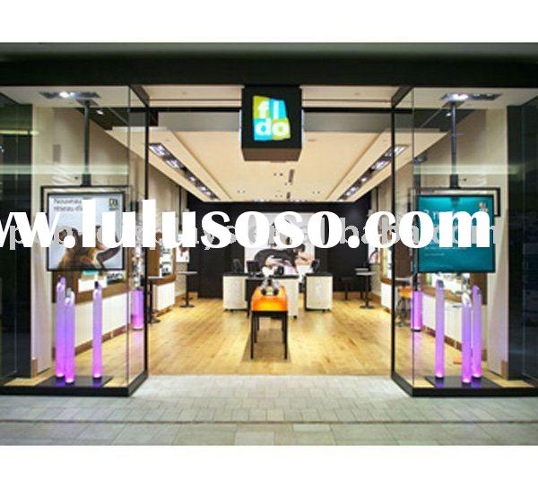 Fashion Clothes Retail Store Design