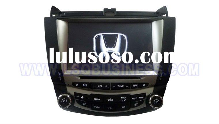 For Honda Accrod car dvd player 2003-2007 with gps navigation!