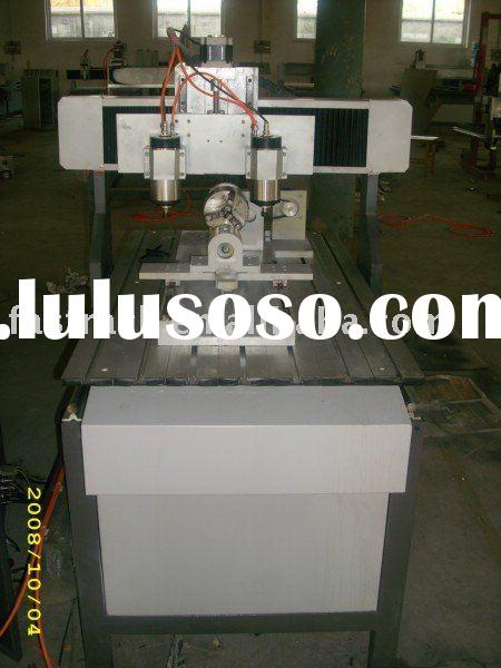 Four Axis CNC Router with Mach3 Software Controller JCM0609
