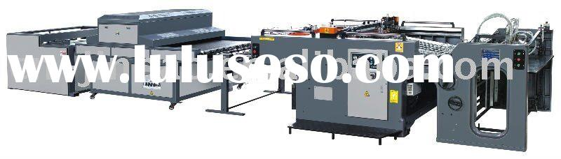 Full Automatic Swing Cylinder Screen Printing machine JB-780
