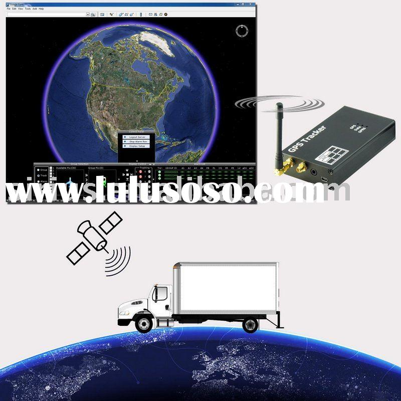 GPS With Tracking Software