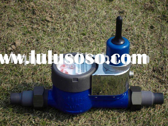 GSM SMS wireless Remote-reading Water Meter