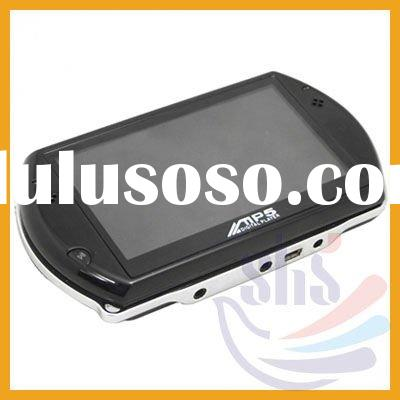 Games MP4 player with digital camera and HD movie