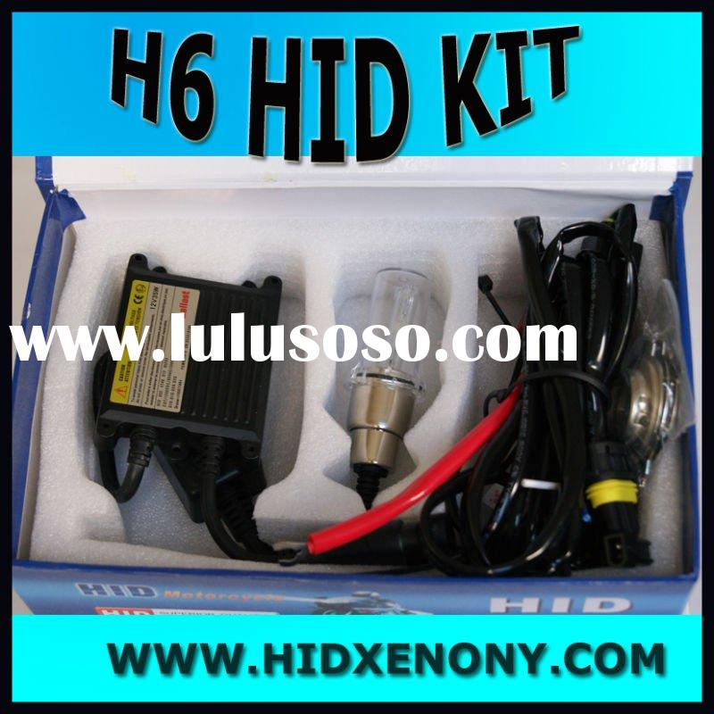 HID motorcycle xenon kit H6