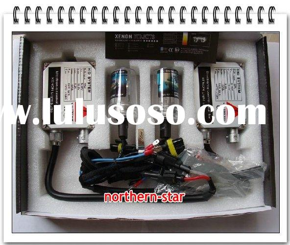 HID xenon kit 55W H1,H3,H4 ,H6,H7,H8,H9,H10,auto car headlight lamp
