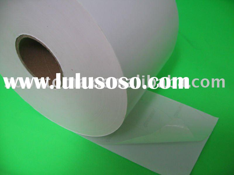 HIGH QUALITY!!!!import white security adhesive paper