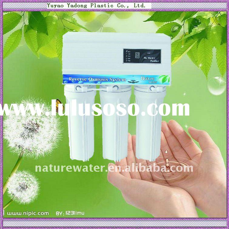 HOT!!! Home Reverse Osmosis Water Filter with dust proof case