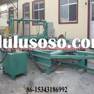 HOT!!New vibrating screen crimped wire mesh weaving machine(12years factory)