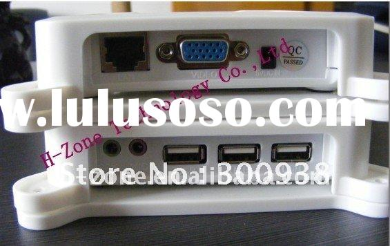 HZONE Thin station multi user pc share with 3 usb ports